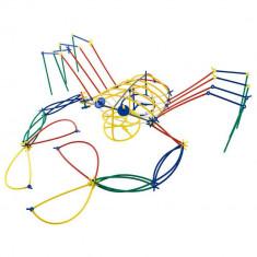 Constructii din paie - Jocuri arta si creatie Galt