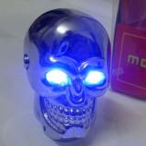 Cumpara ieftin Maner nuca schimbator viteza Skull cap de mort masina tunning auto NOU +CADOU!