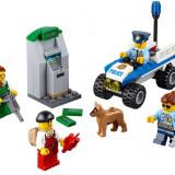 LEGO City - Set de politie pentru incepatori 60136