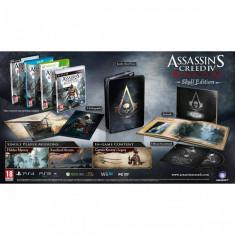 Joc consola Ubisoft ASSASSINS CREED 4 BLACK FLAG SKULL EDITION Pentru WIIU - Jocuri WII