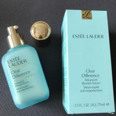 Ser Avansat pentru imperfectiuni Estee Lauder Clear Difference 75 ml - Crema de fata