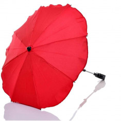 Umbrela Carucior Universala - Rosu