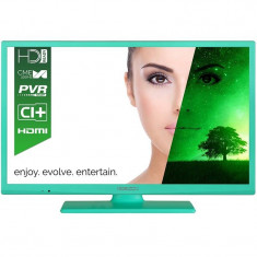 Televizor Horizon LED 24 HL7103H 60cm HD Ready Turquoise - Televizor LED Horizon, 61 cm, Smart TV