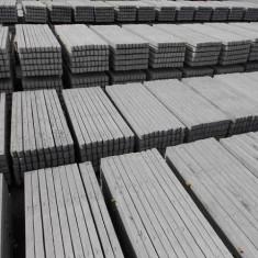 Stalpi Beton pentru Gard, Transport Gratuit, 20% Reducere - Ciment