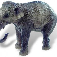 Figurina - Elefant indian Deluxe - Figurina Animale Bullyland