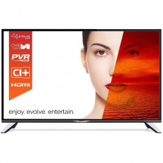 Televizor Horizon LED 55 HL7500U 139cm Ultra HD 4K Black Silver - Televizor LED