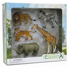 Set 5 Figurine - Animale Salbatice - Figurina Animale