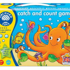 Joc educativ - Prinde si Numara orchard toys