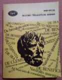 Seneca - Scrieri filozofice alese. B.P.T. Nr. 1089, Alta editura
