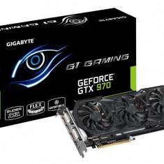 Placa Video GeForce GTX 970 G1 GAMING 4GB DDR5 256-bit - Placa video PC Gigabyte