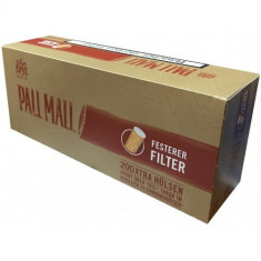 PALL MALL AUTHENTIC RED EXTRA 200 - Foite tigari