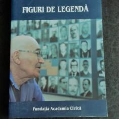 FIGURI DE LEGENDA - CICERONE IONITOIU - Istorie