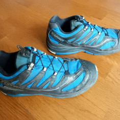Adidasi Salomon Xapro Waterproof Contagrip; marime 36 (22 cm talpic interior) - Adidasi copii, Culoare: Din imagine