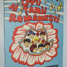 Copii ai tarii Romanesti - 1983 - Carte Epoca de aur