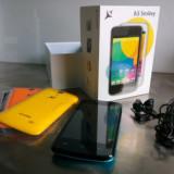 Smartphone Allview Smiley Dual SIM baterie/incarcare defecta - Telefon Allview, Negru, 4GB, Neblocat, Dual core, 512 MB