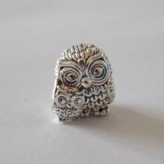 Talisman Pandora autentic 791966 Bufnita Incantatoare - Pandantiv argint