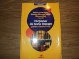 Dictionar de texte literare pentru clasele V-VIII de Suciu, Mot, Sindrilaru, Alta editura