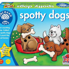Joc educativ - Catelusii cu pete orchard toys