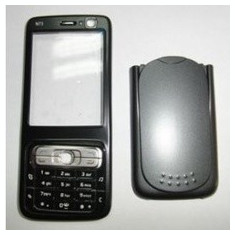 Carcasa Nokia n73 cu tastatura