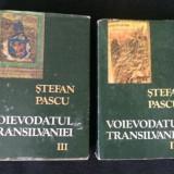 Voievodatul Transilvaniei vol 3 si 4 Stefan Pascu ed dacia carti istorie harti