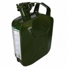 Canistra metalica 5 L - Canistra Benzina