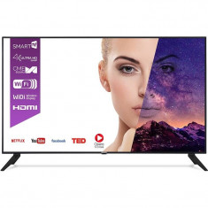 Televizor Horizon LED Smart TV 49 HL9710U 124cm Ultra HD 4K Black Silver