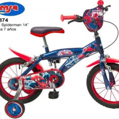 Bicicleta 14 Spiderman - Toimsa - Bicicleta copii
