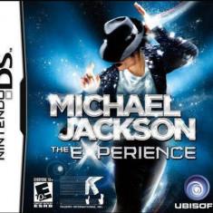 Joc consola Ubisoft DS Michael JacksonThe Experience