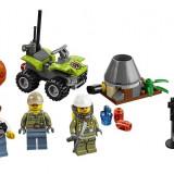 LEGO City - Vulcanul - Set pentru incepatori 60120