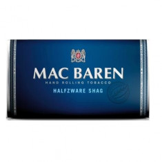 Tutun pentru rulat MAC BAREN HALFZWARE SHAG 35gr