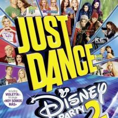 Joc consola Ubisoft Ltd JUST DANCE DISNEY PARTY 2 pentru WII U - Jocuri WII U