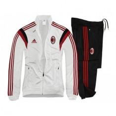 Trening Copii Adidas AC MILAN Pes Suit, Autentic, Nou cu Etichete, Marime: YXS, YS, YM, YL, YXL, Culoare: Din imagine, Unisex