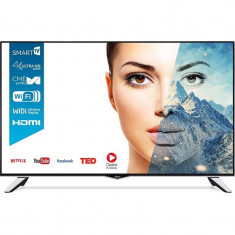 Televizor Horizon LED Smart TV 43 HL8510U 109cm Ultra HD 4K Black Silver - Televizor LED Horizon, 108 cm