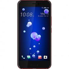 Smartphone HTC U11 128GB Dual Sim 4G Red - Telefon HTC, Neblocat