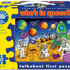 Puzzle orchard toys - Spatiul cosmic
