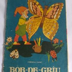 Bob de griu (grau), 1989, carte de colorat