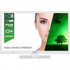 Televizor Horizon LED 24 HL7101H 60cm HD Ready White - Televizor LED Horizon, 61 cm, Smart TV