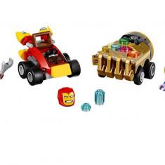 LEGO Marvel Super Heroes - Mighty Micros: Iron Man contra Thanos 76072