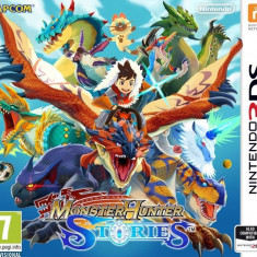 Joc consola Nintendo MONSTER HUNTER STORIES pentru 3DS