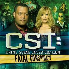 Joc consola Ubisoft DS CSI 6 Fatal Conspiracy - Jocuri Nintendo DS
