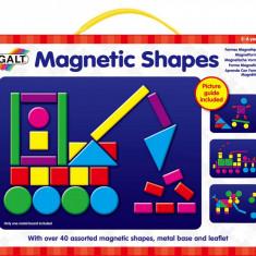 Set cu forme magnetice - Jocuri arta si creatie Galt