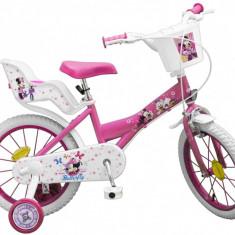 Bicicleta 16 Minnie Mouse - Toimsa - Bicicleta copii