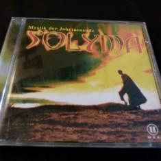 Solyma - cd - Muzica Ambientala Altele