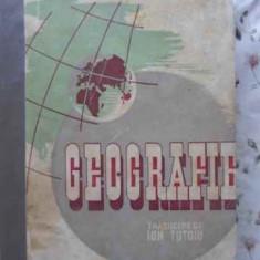 Geografie - Hendrik Van Loon, 401624 - Carte Geografie