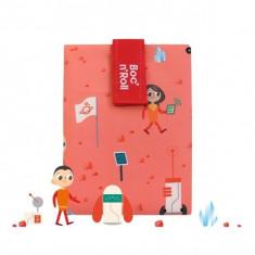 Boc N Roll Kids Space, Ambalaj Reutilizabil Pentru Sandwich