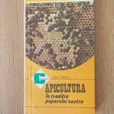 APICULTURA IN TRADITIA POPORULUI ROMAN- DINU MARES - Carti Zootehnie
