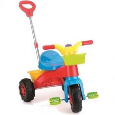 Prima Mea Tricicleta cu Maner Rapida - Tricicleta copii
