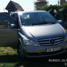 Mercedes Benz Viano 220 CDI, An Fabricatie: 2011, Motorina/Diesel, 163500 km, 2143 cmc