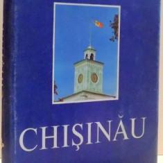 CHISINAU, 1996 - Carte Geografie