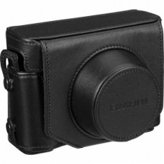 Toc piele Fujifilm LC-X30 pentru camera X30